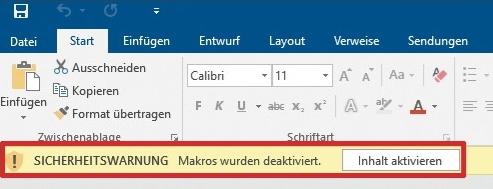 Office Makros