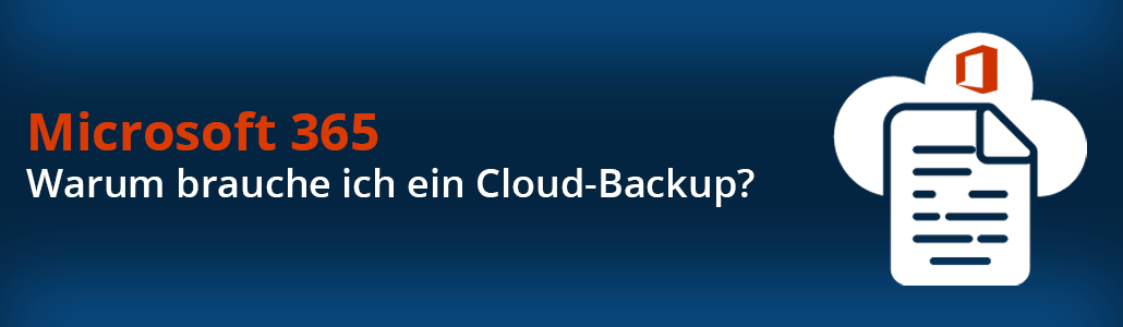 Microsoft 365 Cloud Backup